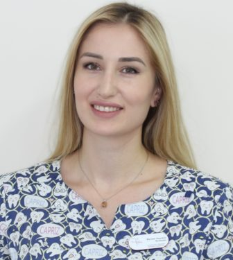 Кумахова Фатима Зауровна